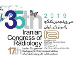 35th Iranian Congress of Radiology 2019